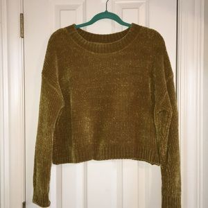 UO chenille sweater